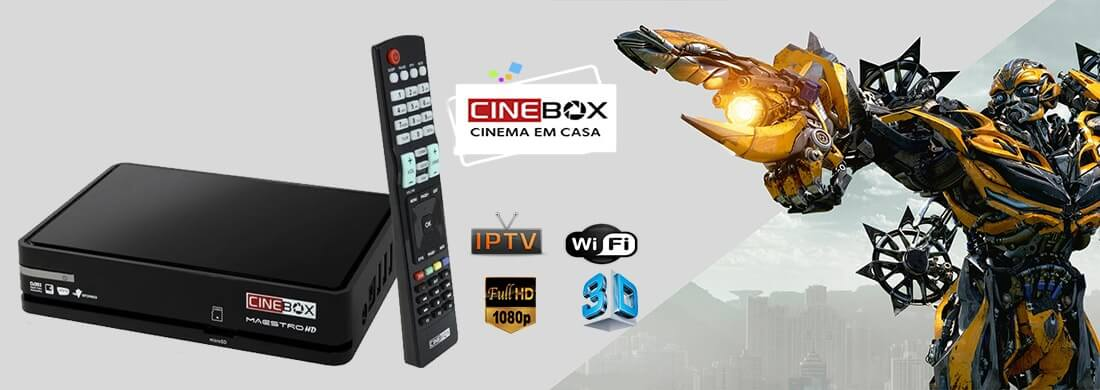 Comprebemshop - Cinebox