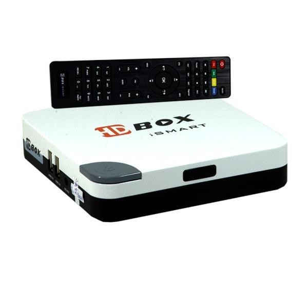 Receptor HD Box Ismart 1080P USB/HDMI