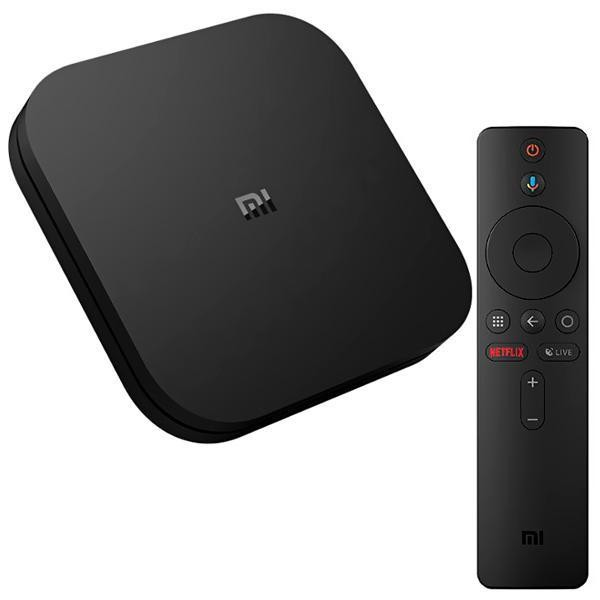 Receptor Xiaomi Mi Box S Ultra HD 4K