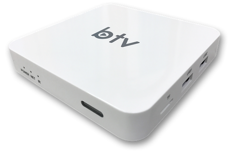 Receptor BTV B9 FTA Full Hd 1080p WiFi CPU Android
