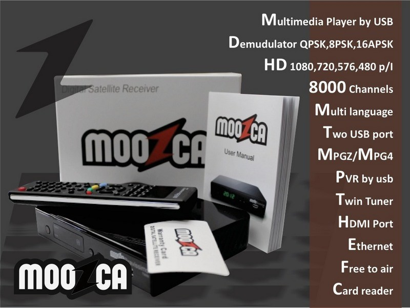 Azbox Moozca Bravissimo CS