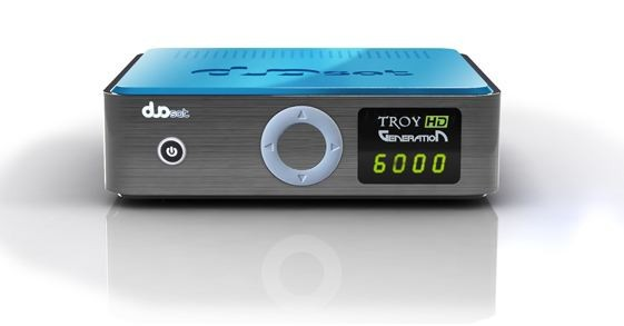 Receptor Duosat Troy HD Generation