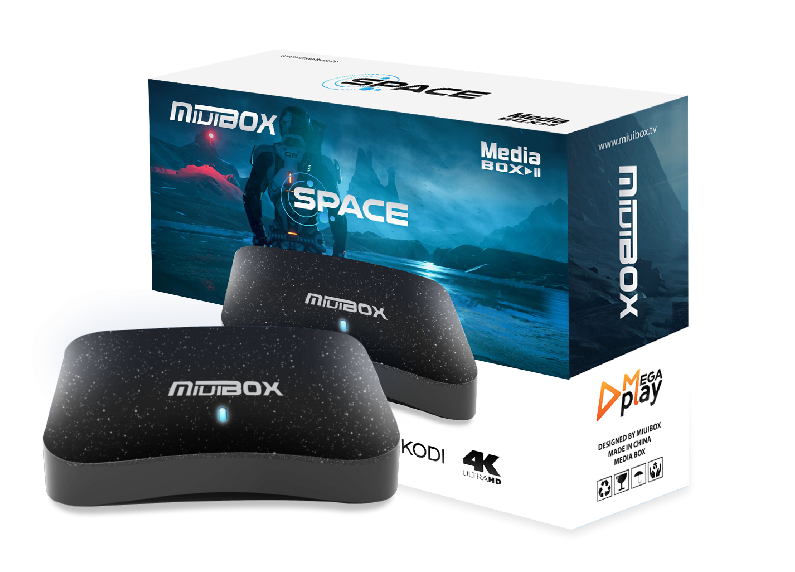 Receptor MiuiBox Space Android IPTV