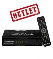 Outlet - Receptor Galaxy-G Three IPTV FTA