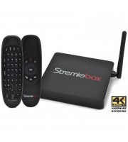 Receptor OTT Android TV Stremiobox 4K ultra HD Hrdware Decoding