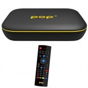 Receptor Pop TV Smart 4K IPTV Full HD Android